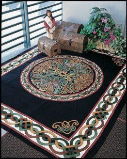 Renaissance Fest Tapestries - Celtic Wheel